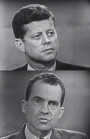 Kennedy Nixon First Televised debate