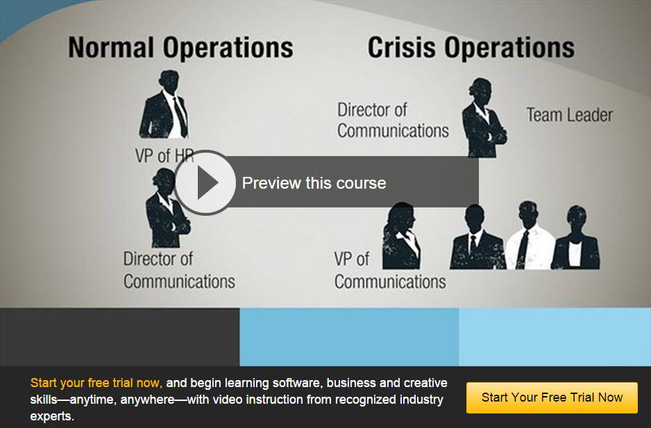 Crisis Communication Fundamentals