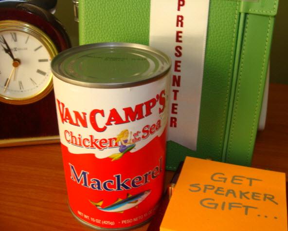 Holy Mackerel Speaker Gifts