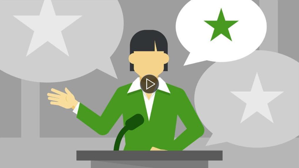 Establishing Credibility as a Speaker