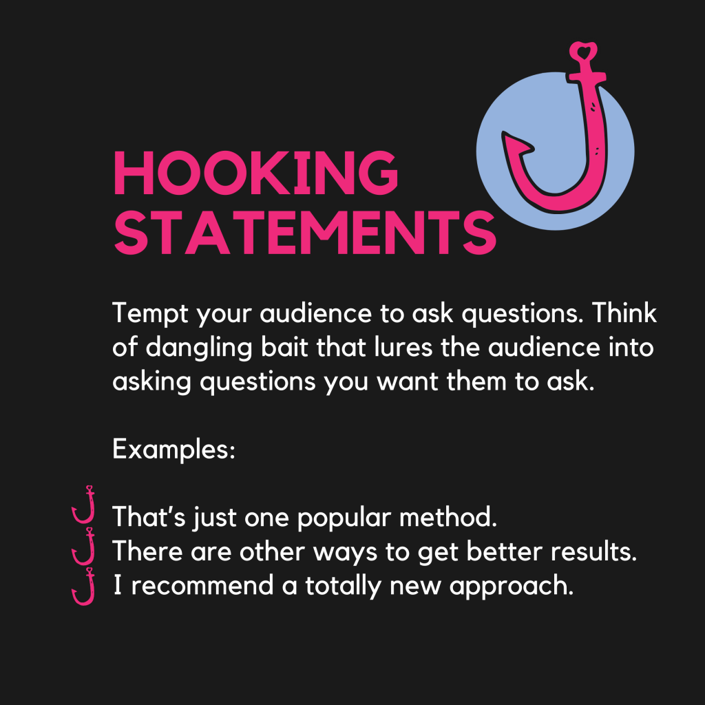 Hooking Statements